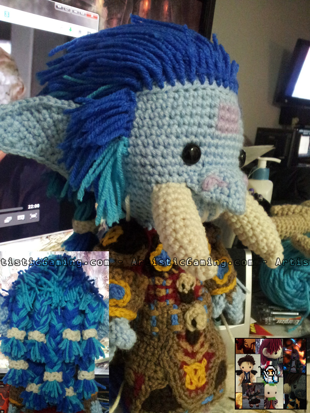 Trolls Crochet Pattern Amazing Decoration