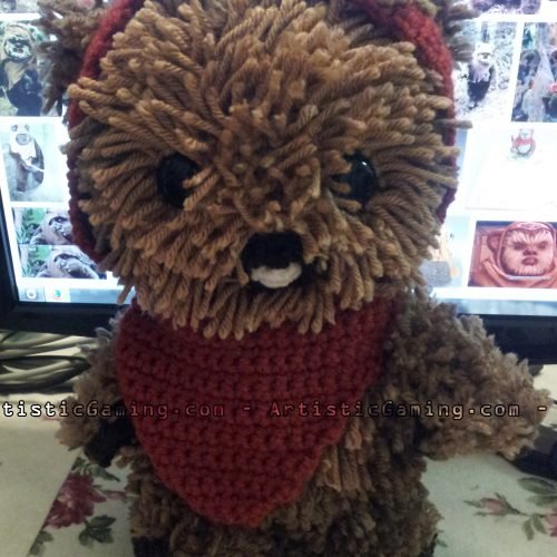 Wicket Ewok Star Wars