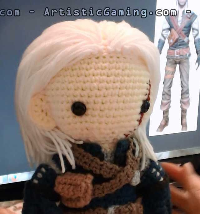 All Your Crochet Are Belong to Us – Video Game Amigurumi Patterns ... | 687x642