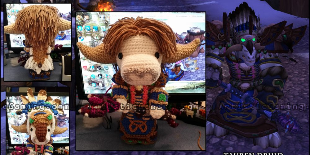 Tauren Druid World of Warcraft