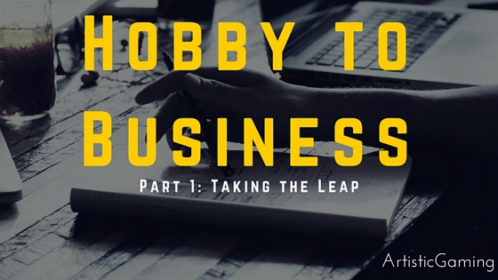Crocheting Hobby to Business Part 1: Taking the Leap