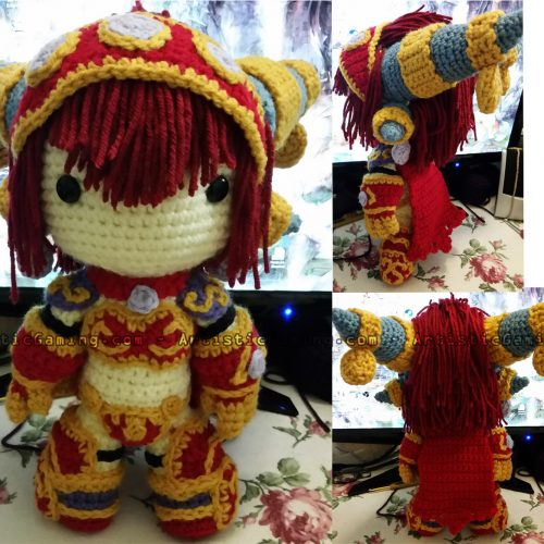 Alexstrasza World of Warcraft