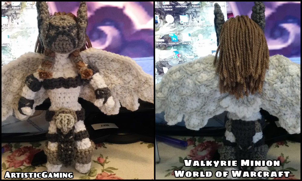 valkyrie minion world of warcraft