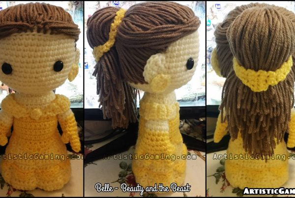 Belle Crochet Pattern