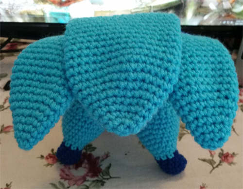 Carbuncle Crochet Pattern