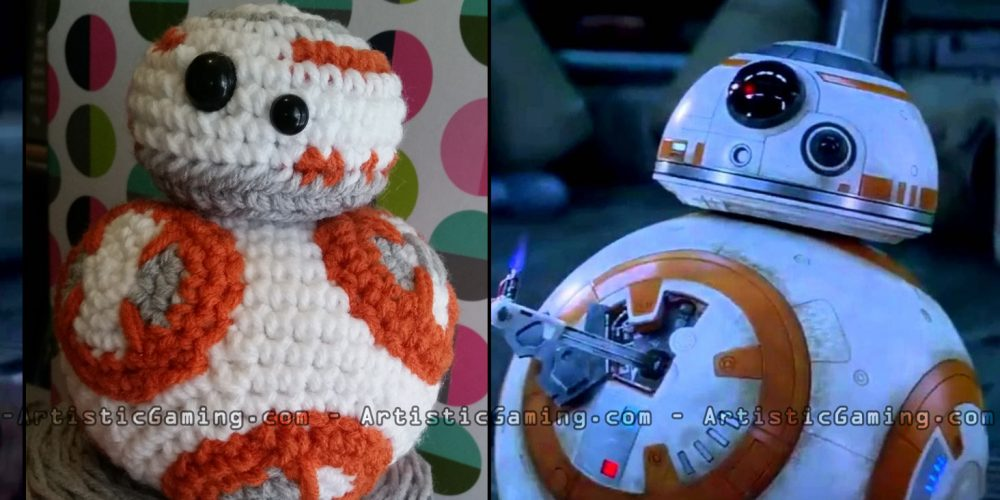 169 Cartoons & Games Amigurumi Patterns | 500x1000