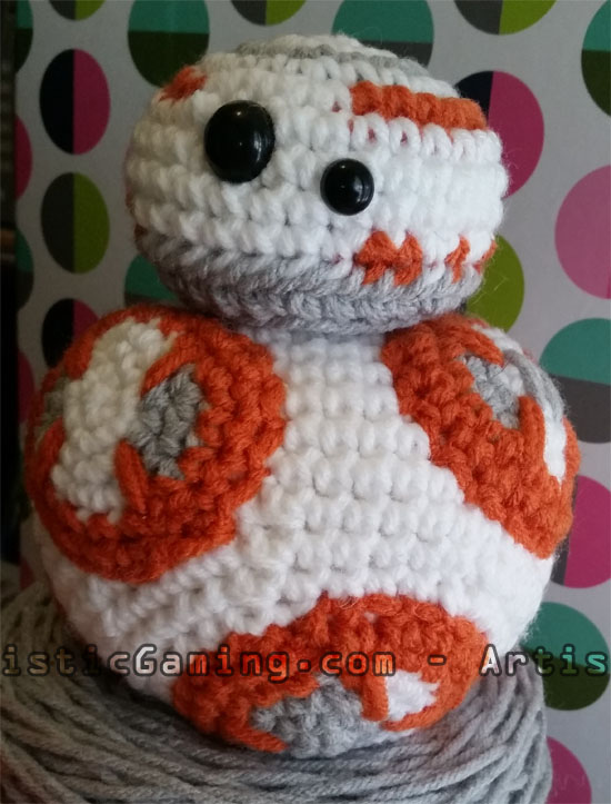 bb8 free crochet pattern
